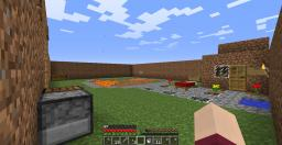 Only just for fun Minecraft Map & Project