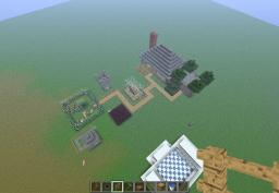 My World 3 Minecraft Map & Project