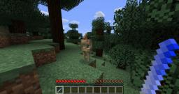Lightsabers Mod! v9 for 1.2.5 (Extending and Contracting Blades!) Minecraft Mod