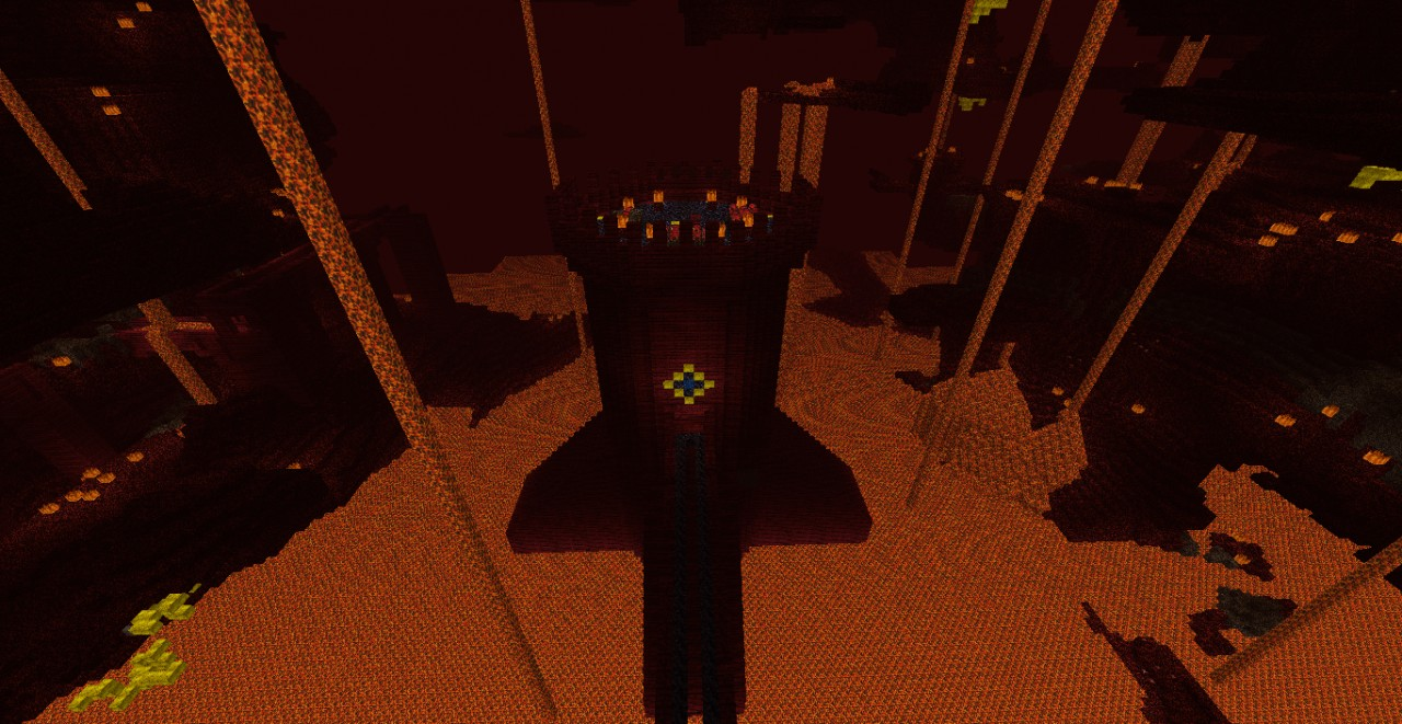 Nether Casttle