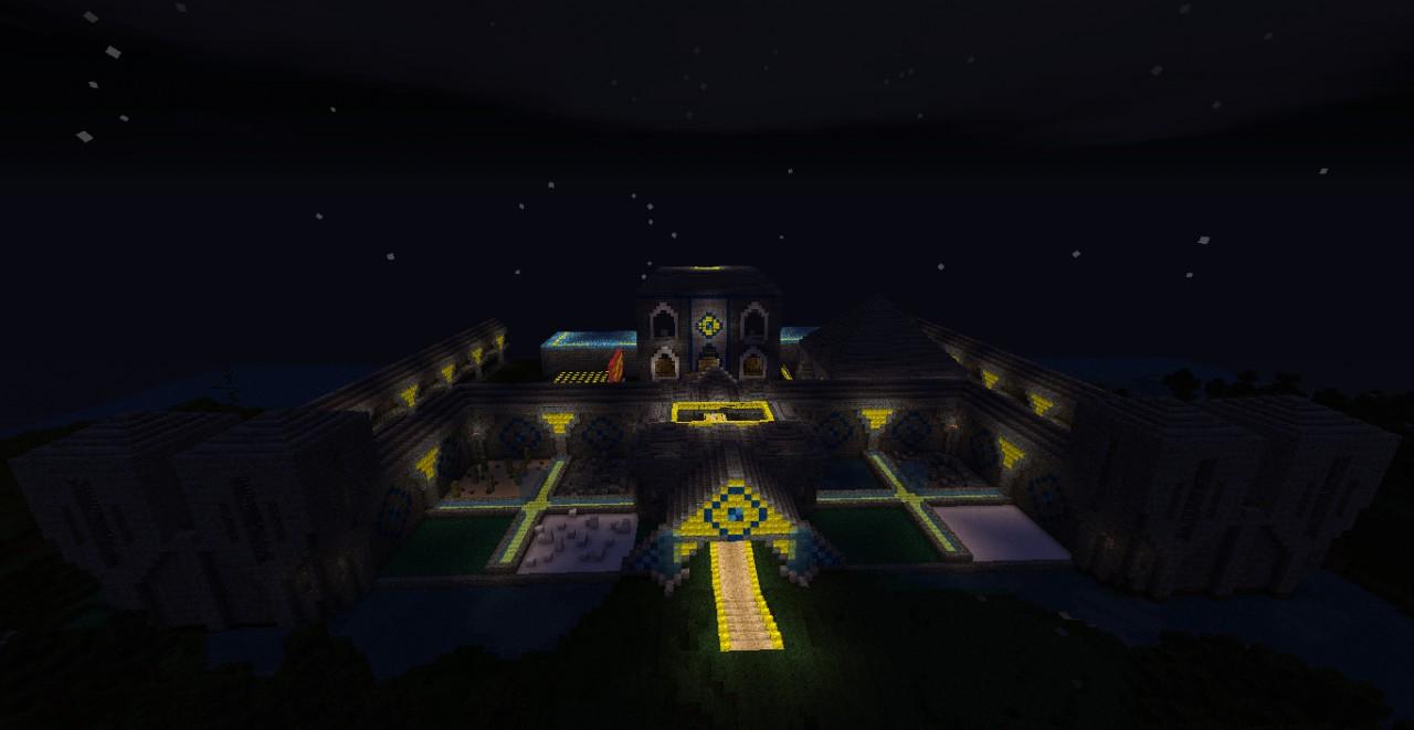 Spawn at night
