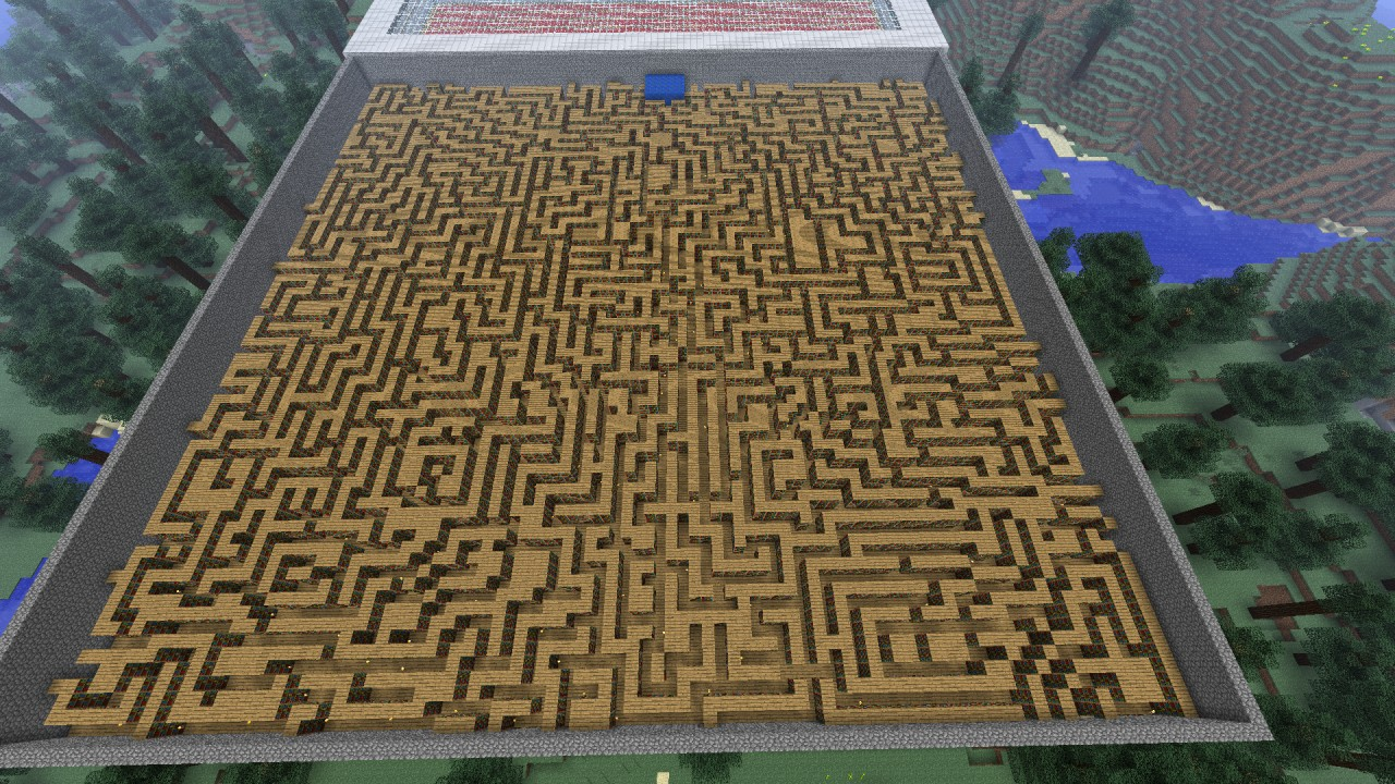 Labyrinth Minecraft Project