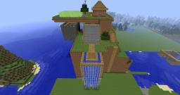 My old house Minecraft Map & Project