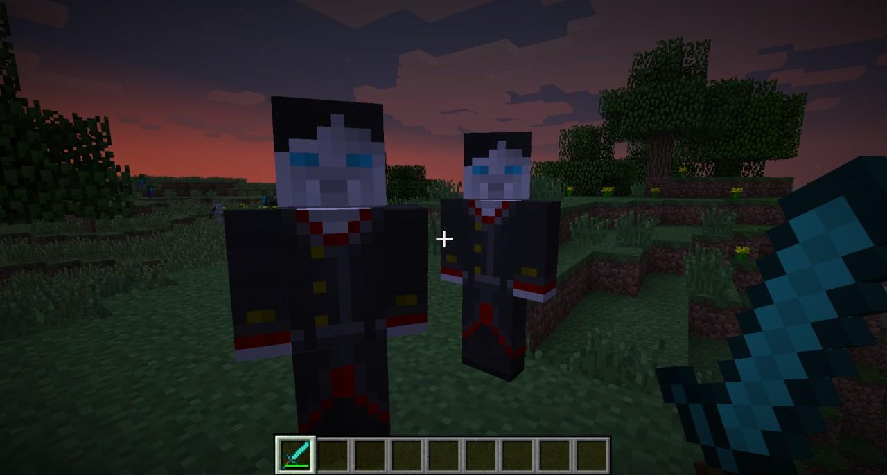 Two vampires