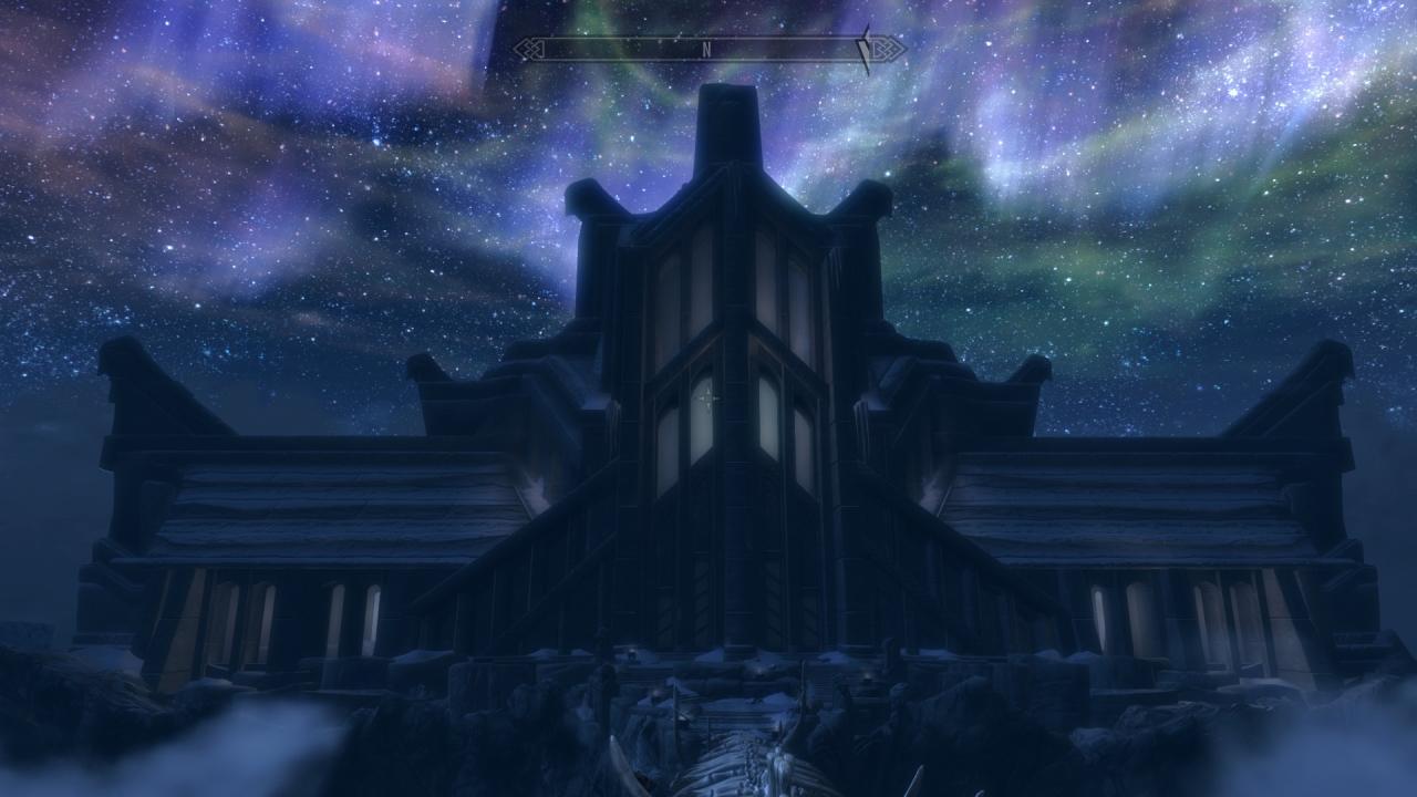 - Skyrim- Hall of Valo...