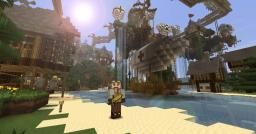 Vikdal - Realm of the Skylords Minecraft Map & Project