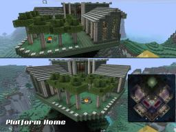 BlizzCraft - Miscellaneous Builds Minecraft Map & Project