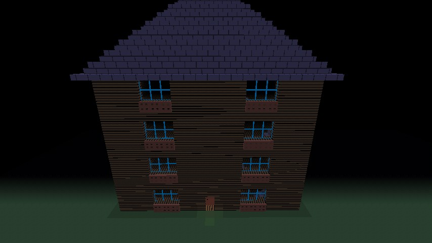 House Build Make Your Own Minecraft Project