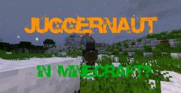 Juggernauts in Minecraft - Official Music Video