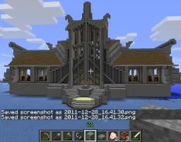 - Skyrim- Hall of Valor    (Shor's Hall) Minecraft Map & Project