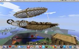 Arcadian Airship Minecraft Map & Project