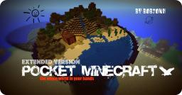 POCKET MINECRAFT (extended version) Minecraft Map & Project
