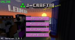 J-Craftia [24/7] [Bukkit] [Multi-World] Minecraft Server