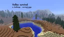 Valley Survival Minecraft Project