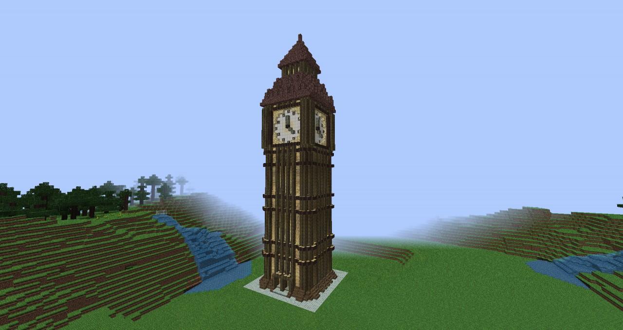 Bigben Minecraft Project