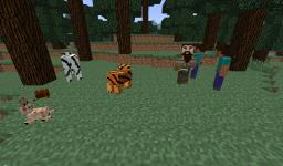 [1.7.10/1.7.2] [Forge] More Mobs Mod [More than 35 new mobs!!] Minecraft Mod