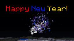 Happy New Year Planet Minecraft. + Fireworks Minecraft Blog