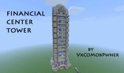 Financial Center Tower Minecraft Map & Project