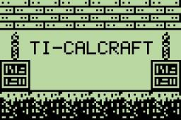 TI-CALCRAFT Minecraft Texture Pack