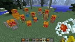 Golem Factory, build them out of anything! Minecraft Mod
