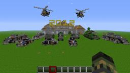 All of 2012 Minecraft Project