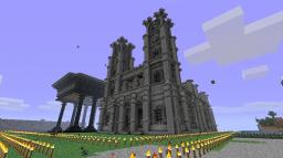 CHURCH Minecraft Map & Project