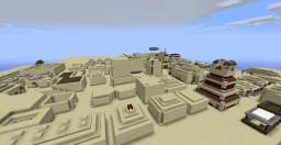 Starwars Mos Eisley Spaceport Minecraft Map & Project