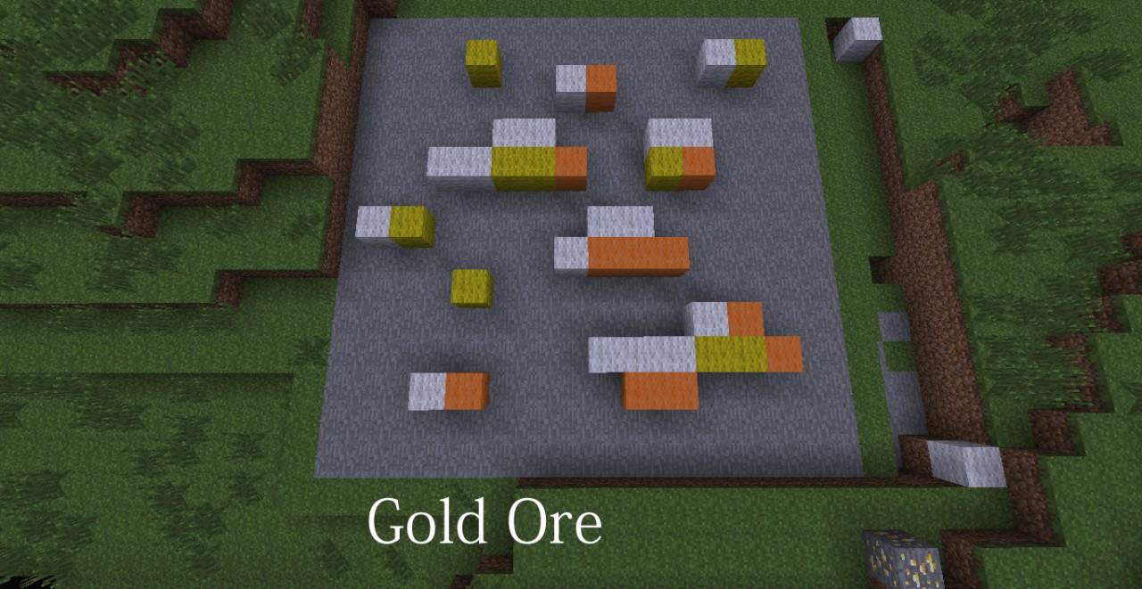 Butter Ore Minecraft Wallpaper Minecraft wall