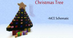 Christmas Tree |Schematic Download| Minecraft Map & Project
