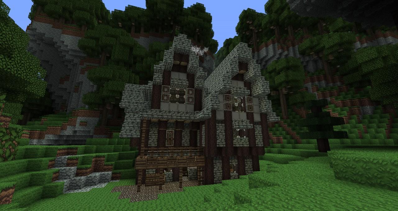 Small Medieval Inn Minecraft
