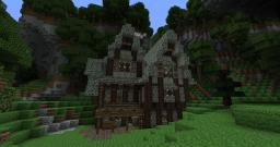 Small medieval inn Minecraft Map & Project