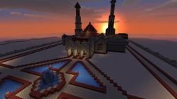 Epic Arab Mosque Minecraft Map & Project