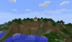 Starter House for People Minecraft
