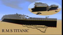 R.M.S TITANIC wreck