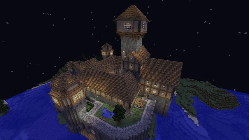 ye Olde Victorian Castle