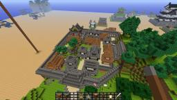 Japanese Minecraft Map & Project