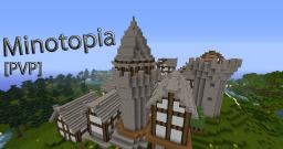 Minotopia - [Hardcore - PVP / SURVIVAL] Minecraft