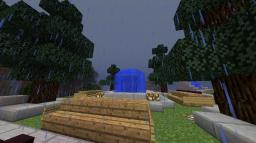 Small City Park Minecraft Map & Project
