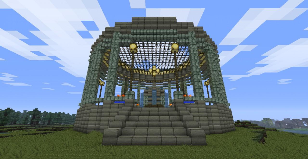 Server Spawn Point Minecraft Project