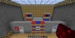 Fully Working, One or Two Player, Rock-Paper-Scissors Game (AI Included) Minecraft Map & Project