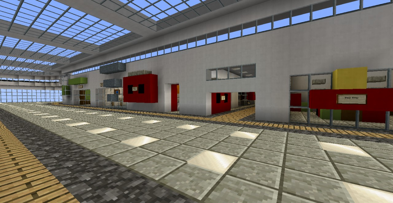minecraft airport largest in - photo #22