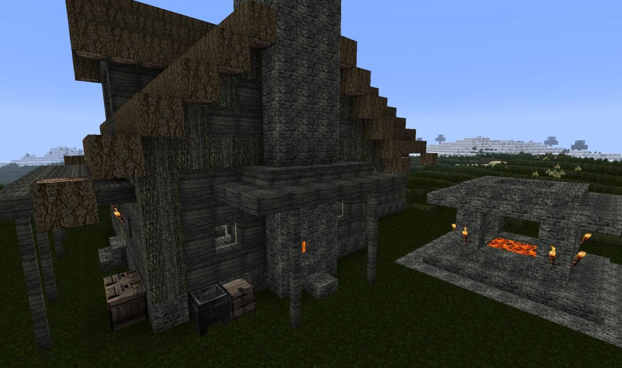 Minecraft Texture Packs 1.3.2 Mac