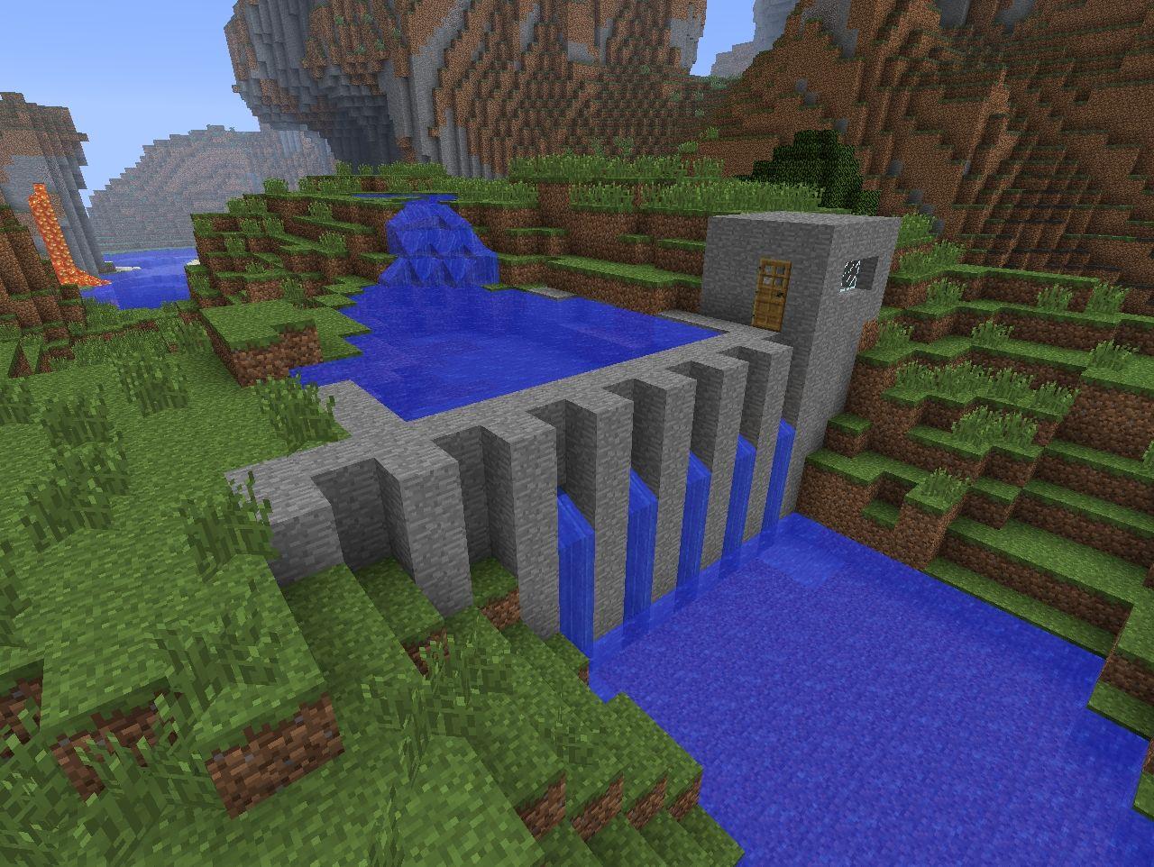 Minecraft Flood Gate - Best Flood 2018