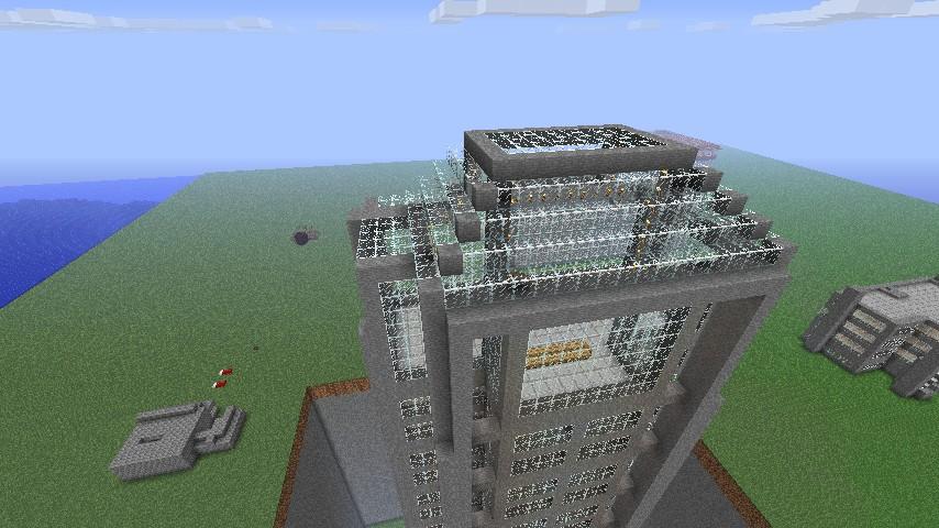 The Shawken Spire Finnally Done Minecraft Project