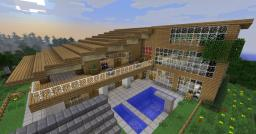 Modern Villa - Check it out! Minecraft Project