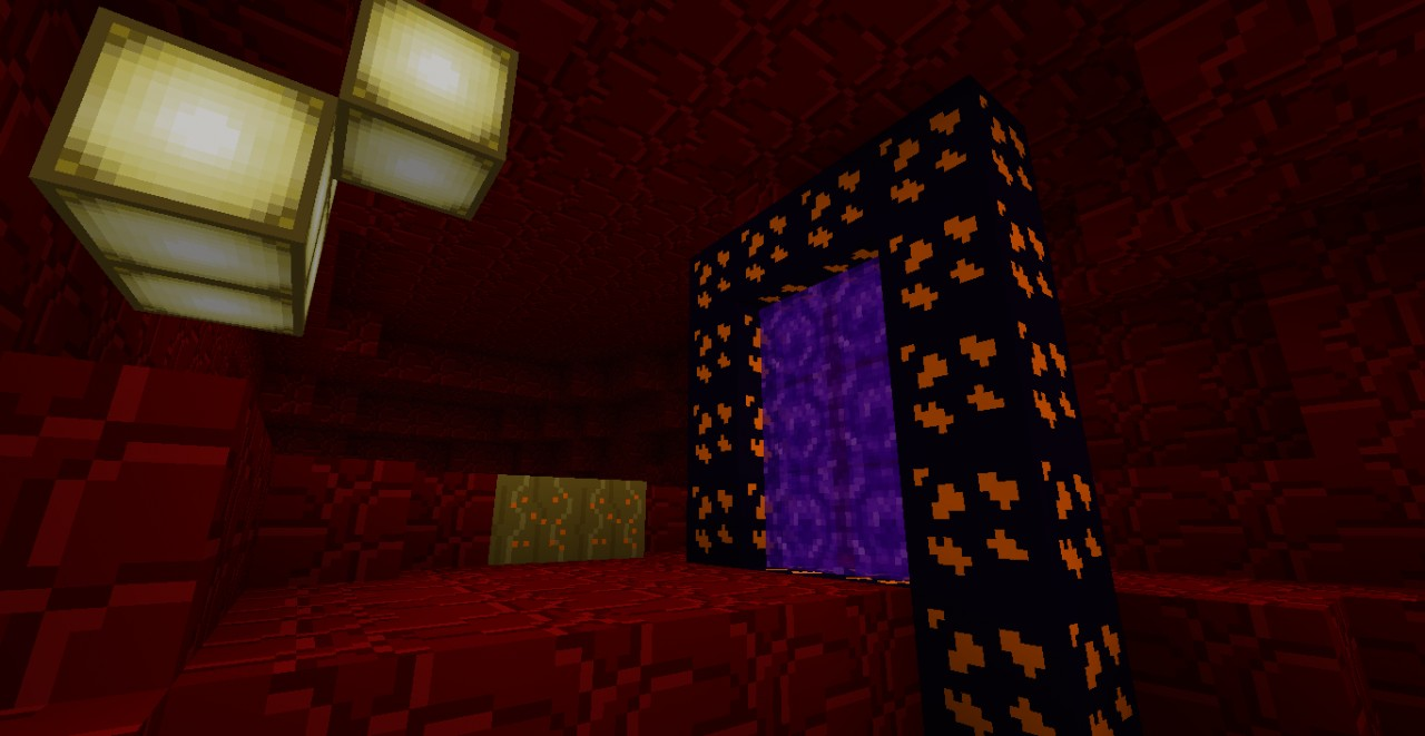 An amazing Nether!