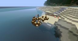 Curacao Island [ADV] Minecraft Map & Project