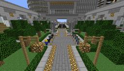 [1.0.0] A5H73Y's City-Freebuild - 24/7 - No Whitelist - No lag - Flatland - Friendly Staff! Minecraft Server
