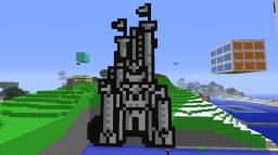 Final Fantasy 3 castle Minecraft Map & Project