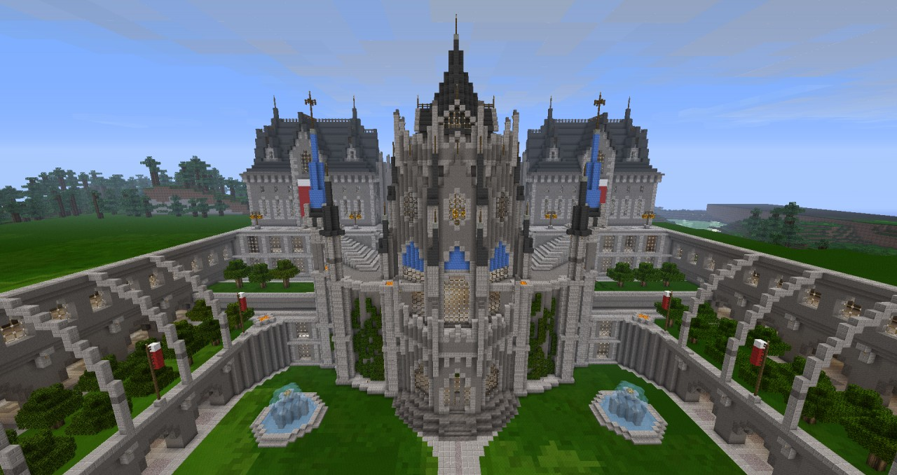 kings crossing minecraft project